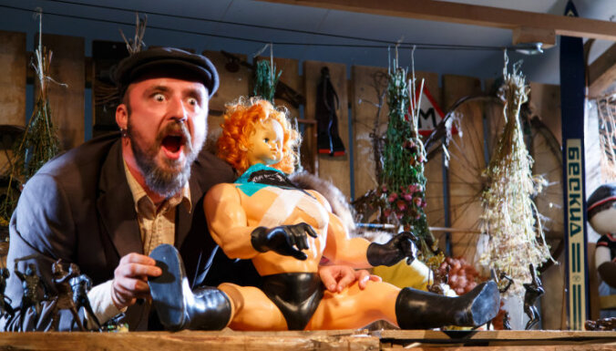 'Dirty Deal Teatro' ar divām izrādēm viesosies Durbē