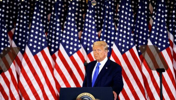 Трамп назвал условие своего ухода из Белого дома