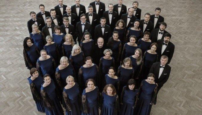 VAK 'Latvija' uzstāsies Maskavas Pētera Čaikovska koncertzālē