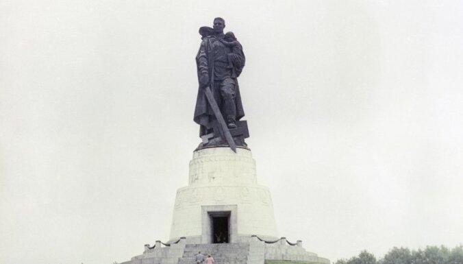 Скончался прототип памятника Воину-освободителю