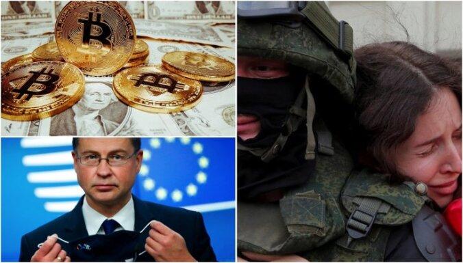 'Delfi plus': partizānu pretošanās Baltkrievijā, kandžas stāsti un Valdis Dombrovskis