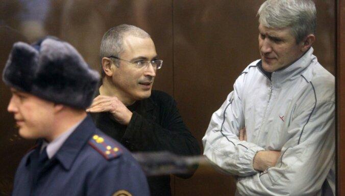 Ходорковский не будет просить помилования у Медведева