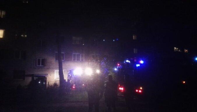 За сутки в Латвии произошло 16 пожаров, пострадал один человек