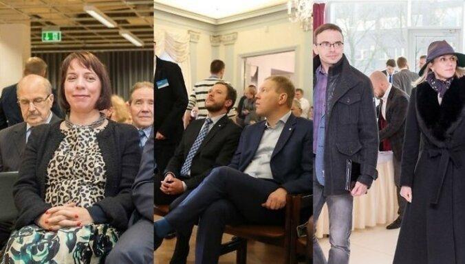 Trīs Igaunijas partijas apstiprinājušas koalīcijas līgumu