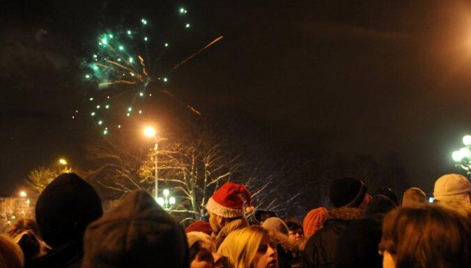 Итоги новогодней ночи: разорвавшиеся петарды, пьяные водители и погибшие в пожарах