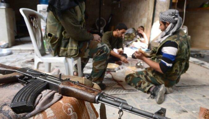Сирия: оппозиция переизберет своих руководителей