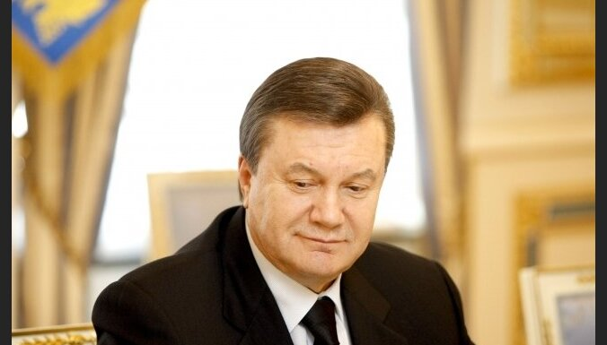 Впервые после бегства в Россию Янукович дал интервью западному СМИ