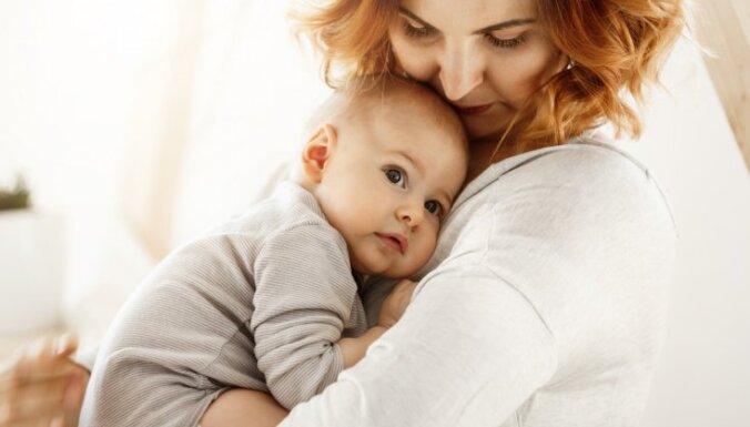 Diānas Zandes lekcija: būtiskākie pieturas punkti bērna attīstībā