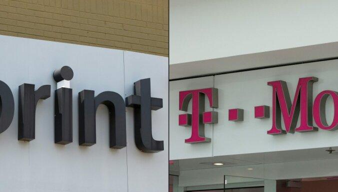 ASV apstiprina 'T-Mobile' un 'Sprint' 26 miljardu dolāru vērto apvienošanos