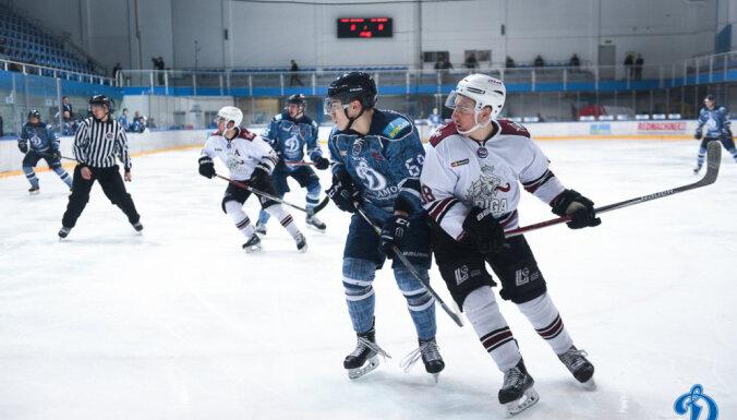 MHL. Dinamo S-P - HK Riga