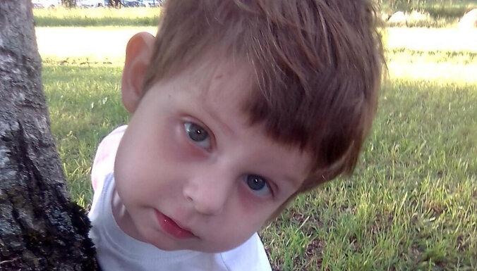 """""""Я не сдамся"""": мама трехлетнего Станислава собирает средства на его лечение"""