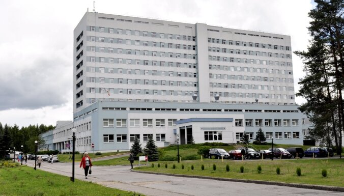 В Даугавпилсской больнице снова проводят плановые операции