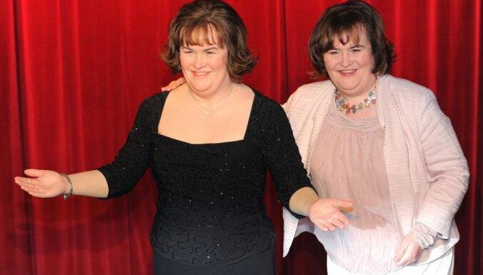 Сьюзан Бойл обрела воскового двойника