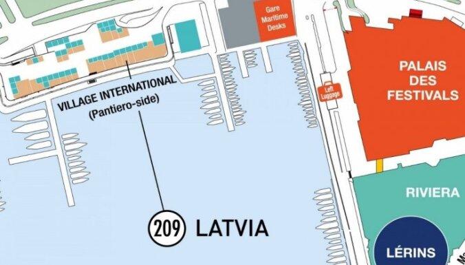 Latvija piedalīsies Kannu kinofestivālā