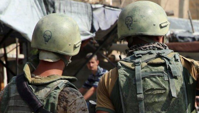 В Сирии погибли трое российских военнослужащих
