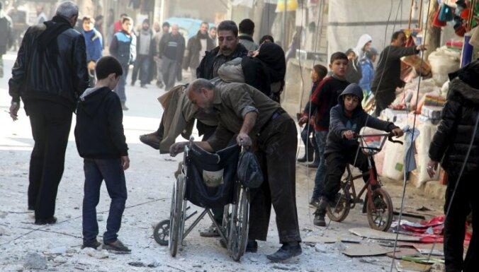 ООН: сотням тысяч сирийцев грозит голодная смерть