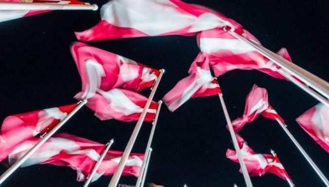Latvijas simto dzimšanas dienu svin vismaz 37 valstīs