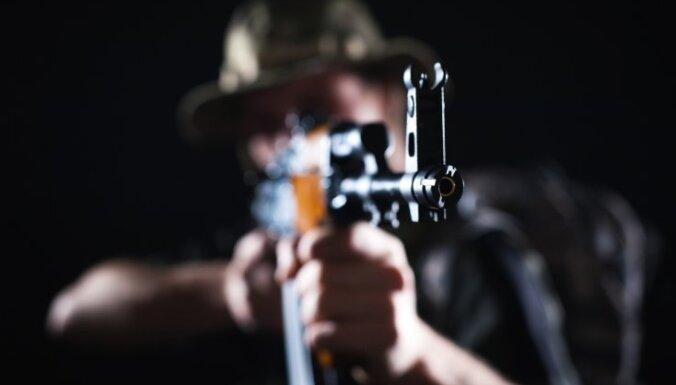 Сторонникам Каддафи выдали оружие