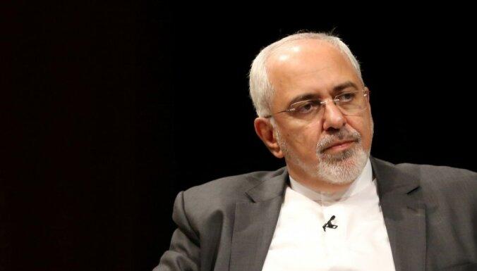 Irānas ministrs pieļauj valsts izstāšanos no kodolvienošanās