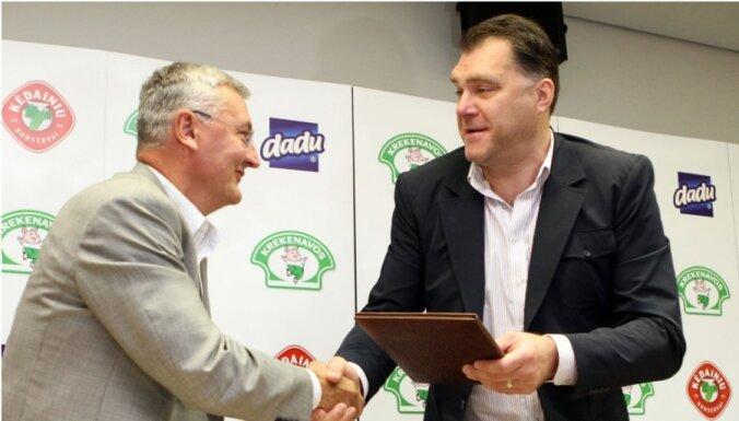 Kazlausks oficiāli kļūst par Lietuvas izlases treneri