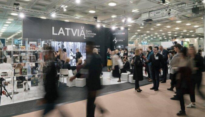 Latvijas delegācija devusies uz Londonas grāmatu tirgu