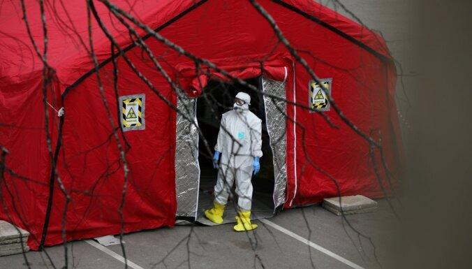 Подтвержденные случаи коронавируса: Литва — 843, Латвия — 542, Эстония — 1108