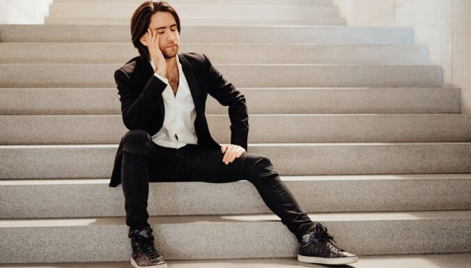 Pianists Georgijs Osokins Mazajā Mežotnes pilī spēlēs Šopēna skaņdarbus