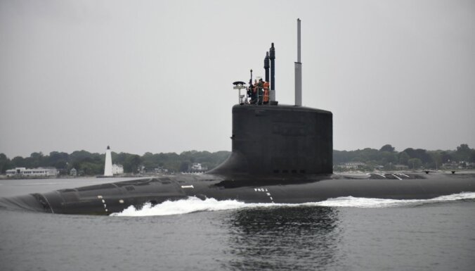 """Военный эксперт: Россия утратила способность """"видеть"""" подлодки США"""