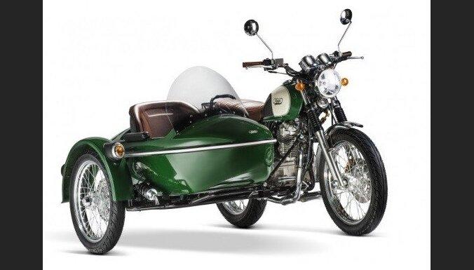 'Mash' tagad piedāvā arī motociklu ar blakusvāģi