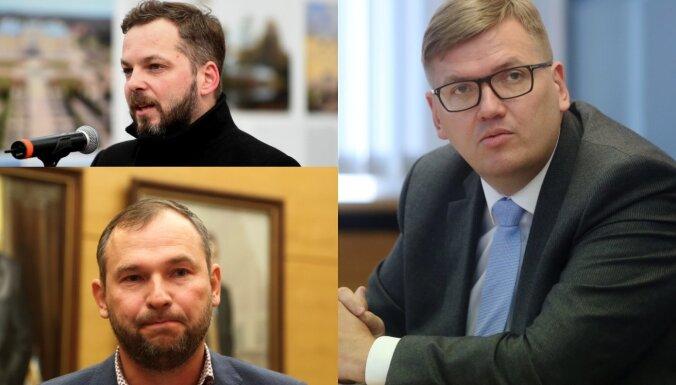 Domnieku autostāvvietu atļaujas lieta: Pūce, Bačkurs, Balševics KNAB sodus samaksājuši