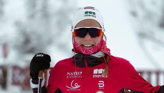 Eiduka 'Tour de Ski' desmit kilometru klasiskā stila slēpojumā ierindojas 24.vietā