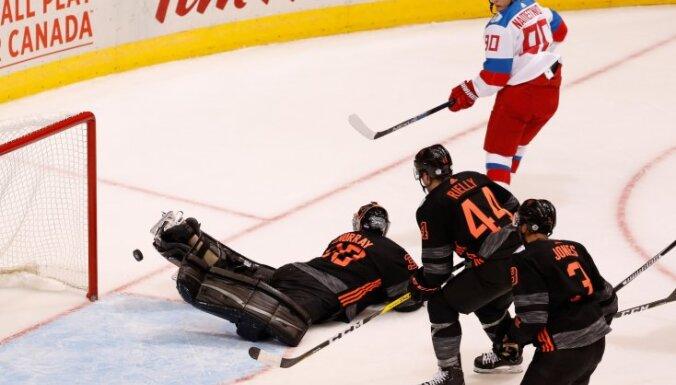 Vladislav Namestnikov Russia scores Matthew Murray