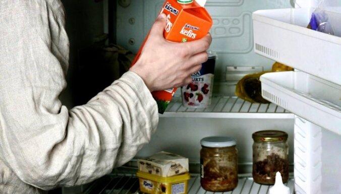 Хозяйка застукала вора у холодильника: преступник успел украсть 2 кг мяса