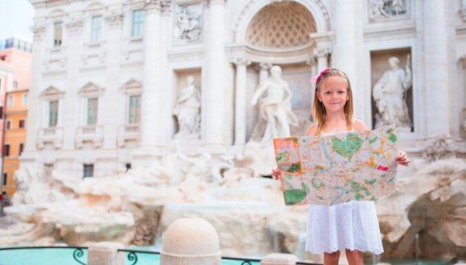 В Риме откроют смотровую площадку над фонтаном Треви