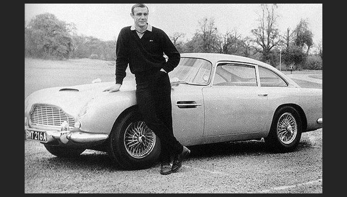 Džeimsa Bonda auto plejāde: Top 11