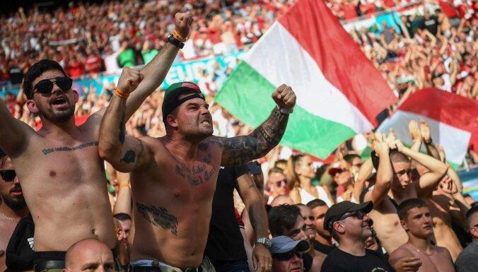 УЕФА расследует уханье венгерских ультрас в адрес французских игроков