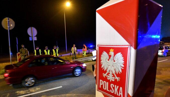 Граница с Польшей открыта, но большого потока в этом направлении нет