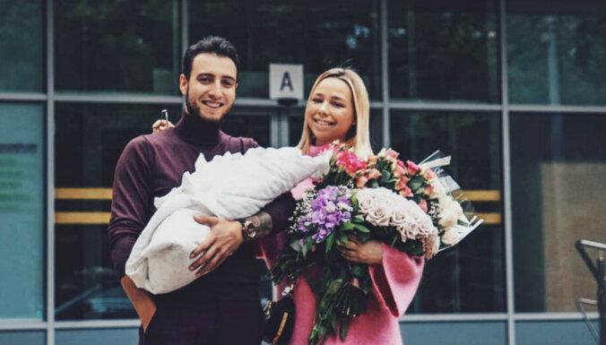 Populārā blogere Alina Keller laidusi pasaulē pirmdzimto bērniņu