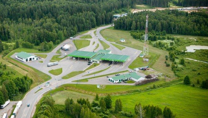 ФОТО: Сдан в эксплуатацию модернизованный пункт пересечения латвийско-белорусской границы