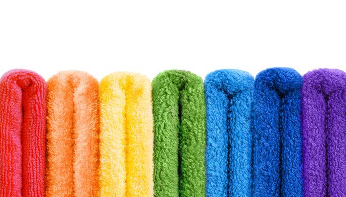 Kā atgūt dvieļu sākotnējo mīkstumu?