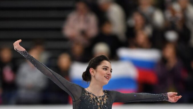 Evgenia Medveeva of Russia