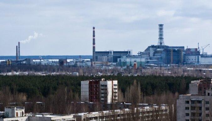 Чернобыльская зона запрещена для туристов