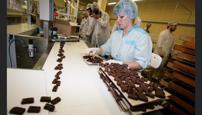 За год АО Laima реализует около 780 тонн зефира