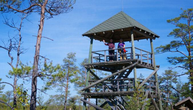 Latvijas skatu torņu karte un ieteikumi, kurus no tiem apmeklēt