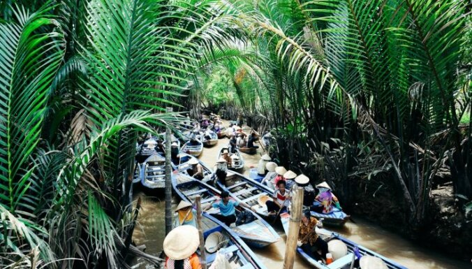 Eksotisks un kolorīts piedzīvojums: apbrīnas vērtas vietas Vjetnamā