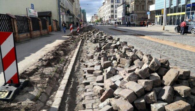 На ул. Барона введут ограничение скорости в 30 км/ч: улица станет велосипедной магистралью