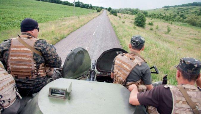 Украина: после сорванного перемирия убито 200 ополченцев