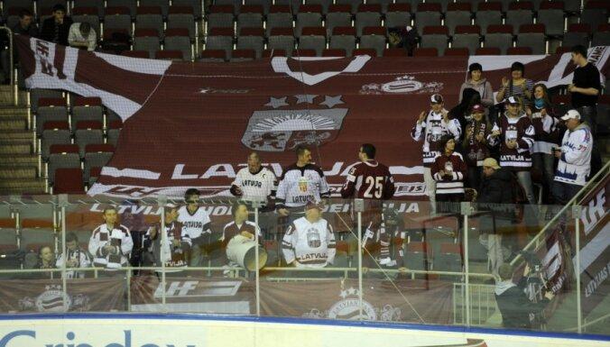 KHL spēle: Rīgas 'Dinamo' ar 3:1 uzvar Bratislavas 'Slovan'