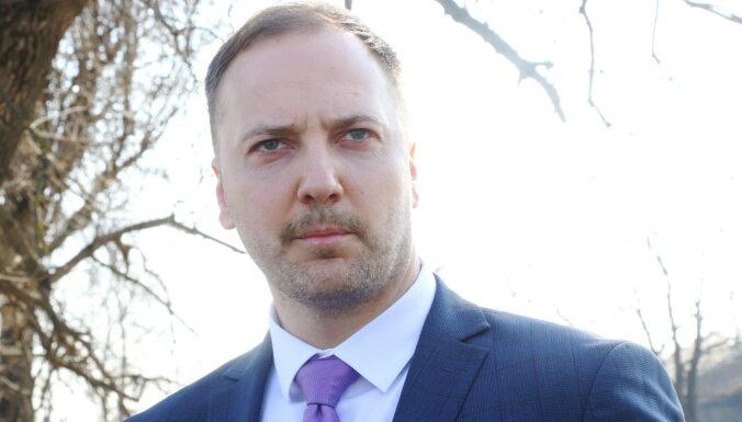 Глава МВД: Если высокопоставленные полицейские нарушат закон, то Кюзис уйдет в отставку