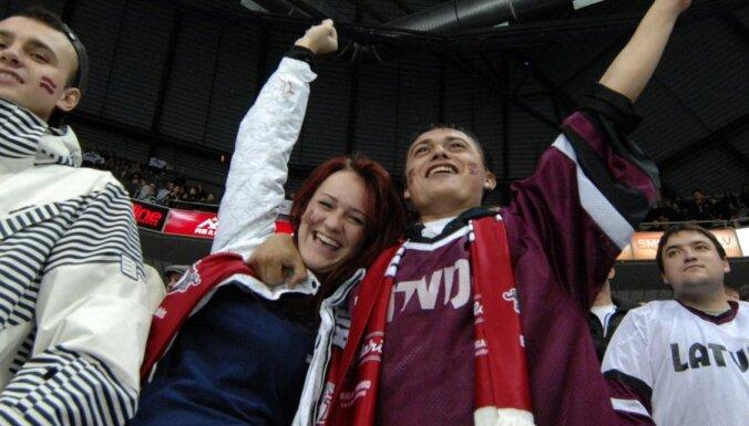 Сегодня в Стокгольме начинают сборные России и Латвии